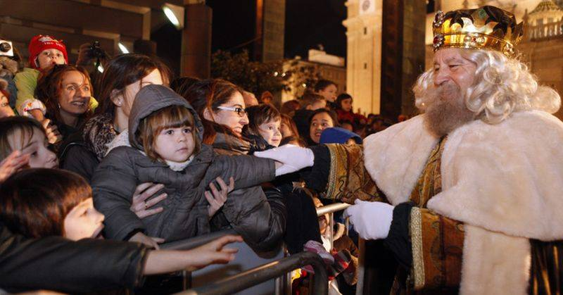 Nueva cita con los Reyes Magos de Ejea