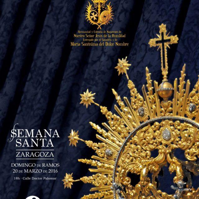 Domingo de Ramos en Zaragoza
