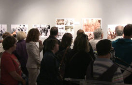Exposición sobre el centenario de la Banda de Ejea