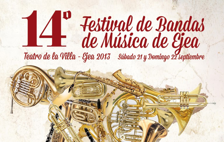 14º Festival de Bandas de Música de Ejea