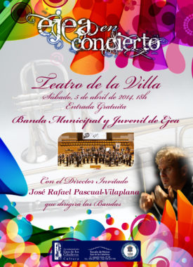 Concierto con Pascual-Vilaplana