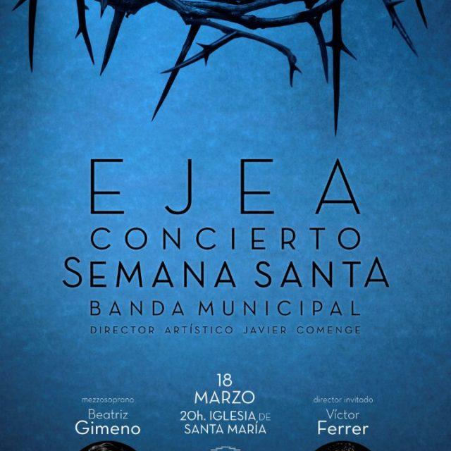 CONCIERTO DE SEMANA SANTA EJE 2017