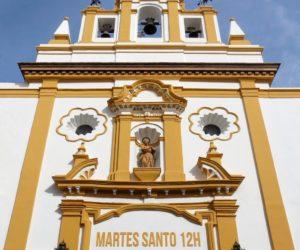 CONCIERTO NARTES SANTO EN SEVILLA Capilla de la Esperanza de Triana
