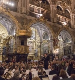 Concierto de Marchas Procesionales en la Iglesia del Real Seminario de San Carlos de Zaragoza