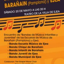 Encuentro de BANDAS de Musica Infantiles y Juveniles