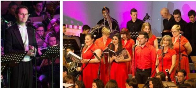 Coro y solista