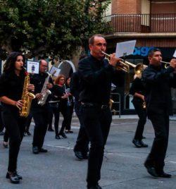 XVI  FESTIVAL DE BANDAS EJEA