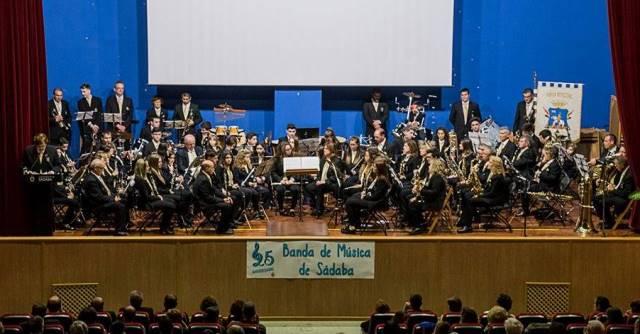 25 ANIRVERSARO DE LA BANDA DE SADABA