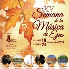 XV SEMANA DE LA MUSICA 2018 – EJEA