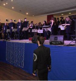 GRAN CONCIERTO DE NAVIDAD DE LA BANDA MUNICIPAL DE EJEA