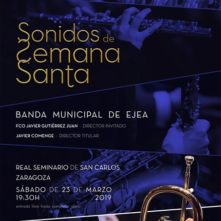 """Concierto """"Sonidos de Semana Santa"""" 2019."""