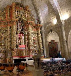 CONCIERTO  MARCHAS PROCESIONALES EN EJEA, Semana Santa  2019